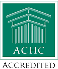 Paragon is accredited by ACHC