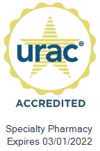 Paragon Healthcare is accredited by URAC