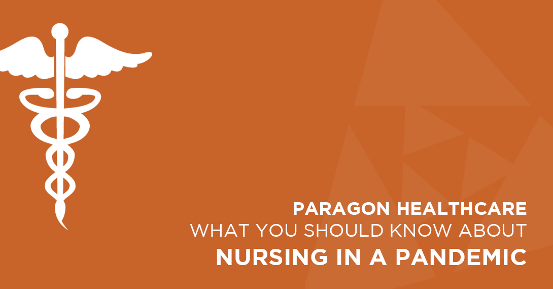 Our heart is to serve our patients and provide them with the best healthcare possible. Read our latest blog article about nursing in a pandemic.