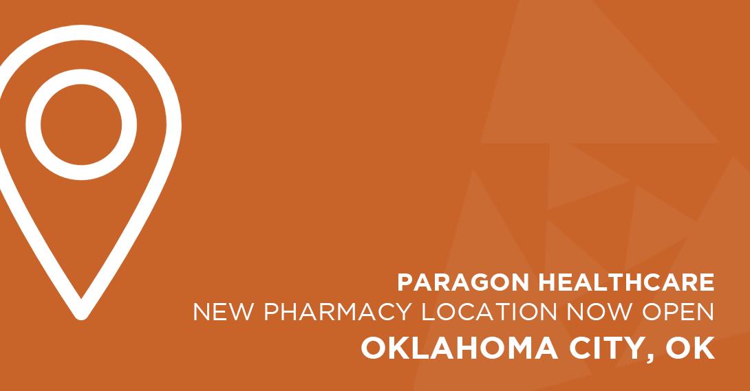 New Pharmacy Location Now Open in Oklahoma City, OK.