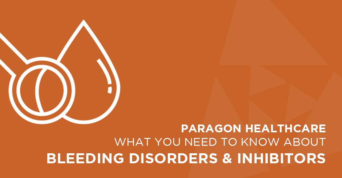 Bleeding Disorders And Inhibitors (fb Art)