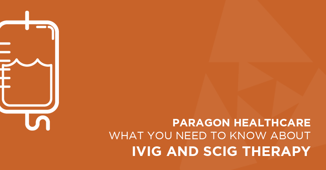 What you need to know about IVIG and SCIG therapy