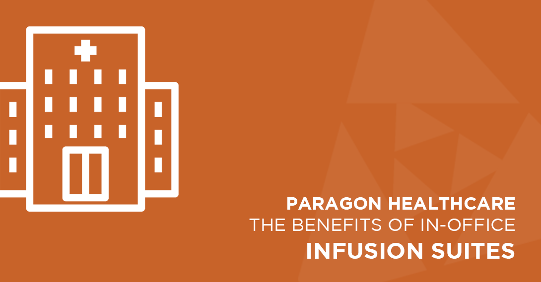 The Benefits Of In Office Infusion Suites (fb Art)