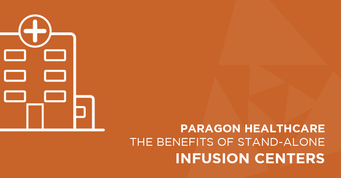 The Benefits Of Stand Alone Infusion Centers