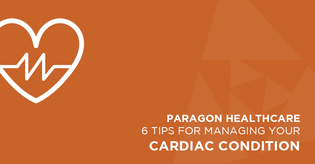 Treating And Managing Your Cardiac Condition (fb Art)